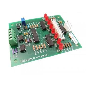 Lantech - Circuit Board A/D 8 Bit 0-0.045V Input Range Lantech Proprietary - 55004201