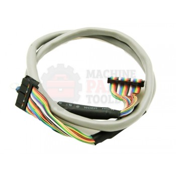 Lantech - Cable Electrical Assy 26COND 28AWG Flat Round W/O Fitting - 90000006