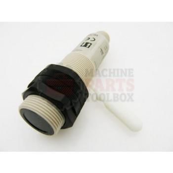 Lantech - Switch Photocell Diffuse 10-30VDC 30CM Sensing Distance M18 Barrel Micro M12 QD PNP - BC10009
