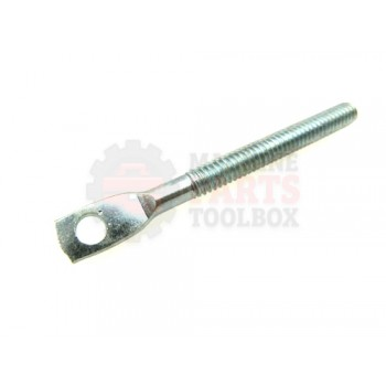 Lantech - Screw Hanger FLHD 1/4 -20 X 3 LG Long Style - C-004305