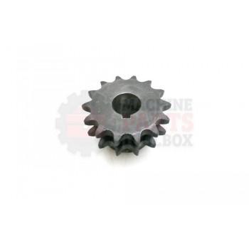 Lantech - Sprocket D5014TH 1 B W/2SS - C-004880