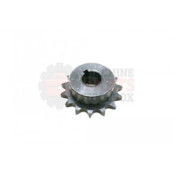 Lantech - Sprocket 40B15 X 3/4 Bore KY2SS - C-005933