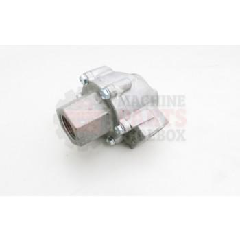 Lantech - Valve Quick Exhaust 3/4NPTP - C-006105
