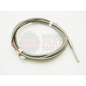 Lantech - Thermocouple Armored 5 Foot Long (API 2245) - E3650000