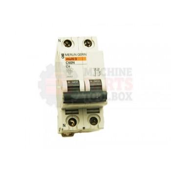 Lantech - Circuit Breaker 4A - EC10210