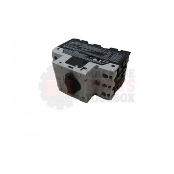 Lantech - Contactor Manual Protector Device 1.6- 2.5 AMP - EC10225