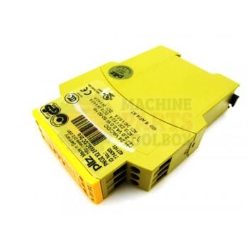 Lantech - Relay Safety 24V 2NO 6A Max Screw Terminal - EC10400