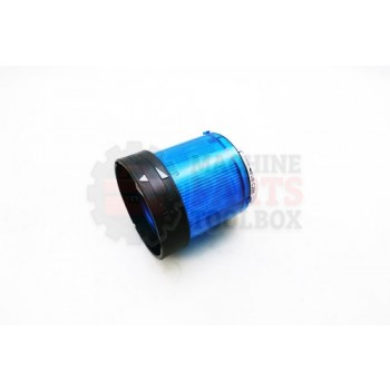 Lantech - Switch Siginal Light Blue - EC10701