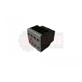 Lantech - Contact Moeller Contactor 2NO/2NC - EC11952