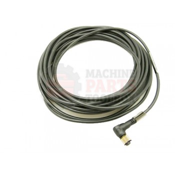 Lantech - Cable Electrical Photocell M12 4P/F 10 Meter - EC12370