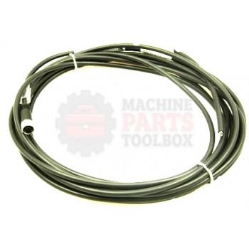 Lantech - Cable Straight M8(5MTR) 3P/F PVC - EC12375