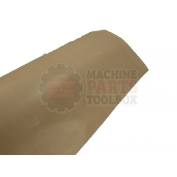 Lantech - Curtain Knife 37 1/2 Inch Wide (Sold By Inch - Ask How Long Of A Piece Customer Needs) - M2095000