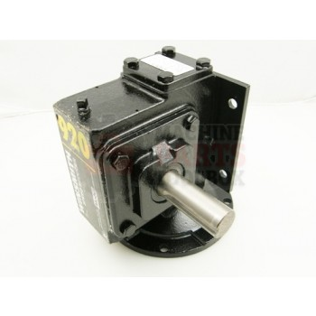 Lantech - Reducer 40:1 1 5/8 RH 56C (Reducer Is Right Hand Shaft - Verify With Customer) - P-006025