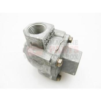 Lantech - Valve Quick Exhaust 3/8 - P-007149