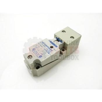 Lantech - Switch Prox Inductive 5 Posn Head 120 VAC NO/NC 2 IRE 15 MM Range - P-009238