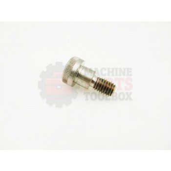 Lantech - Fastener Screw Shoulder 1/2 DIA X 3/8 Socket Head Nylock - P-009342