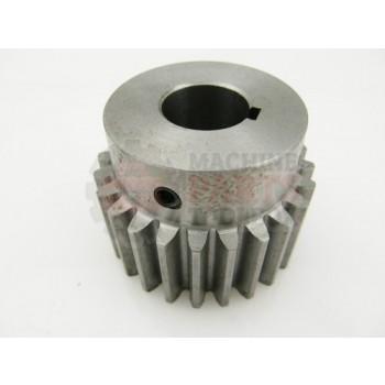 Lantech - Gear Spur 20PA 12DP 24T 3/4 B W/KY2SS CH - P-009458