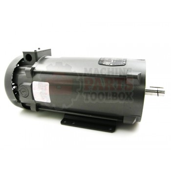 Lantech - Motor 2HP 180VDC 1750RPM 145TC W/ Internal O/L Switch 9.6 FLA - P-009918