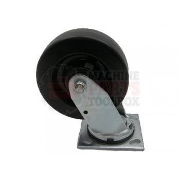 Lantech - Caster SWIVEL 6 X 2 1/2 Ductile Iron - 31021971