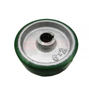 Lantech - Drive Wheel 6X2 1200# Cap - P-010233