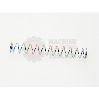 Lantech - Spring Compression Steel 50LB/IN 0.347 Wire DIA X 2-1/2 X .36 OD - P-010570