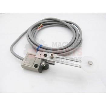 Lantech - Switch Limit W/Arm ADJ & 3M L - P-010593