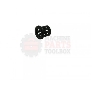 Lantech - Bushing Flange 1/4 ID X 3/8 OD X 15/32 X 1/16 Plastic Insulated - P-010706
