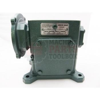 Lantech - Reducer TMQ 224-20-2-56C SYN Lube - P-010782