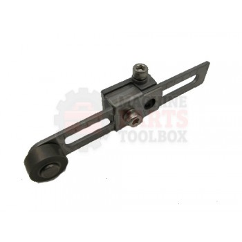 Lantech - Arm Lever ADJ W/Roller ST 1/4 X 3/4 - P-010879