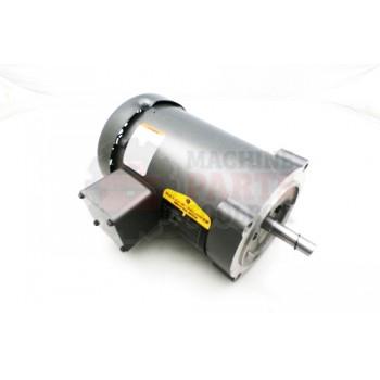Lantech - Motor 1/4 HP 230/460VAC 3PH 60HZ 1725RPM 56C TF 1.30/0.65FLA - P-011136