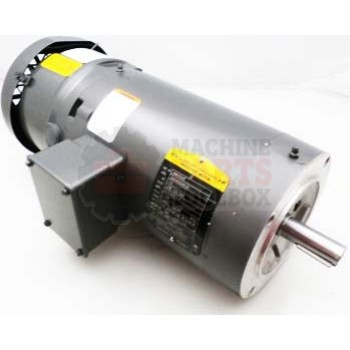 Lantech - Motor Brake 1 1/2 HP 208-230/460V 5.1-4.8/2.4FLA Service Factor: 1.15 145TC 17 TF B - P-011144
