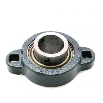 Lantech - Bearing Flange 2 Bolt 1.00 B Without Grease Fitting - P-011292