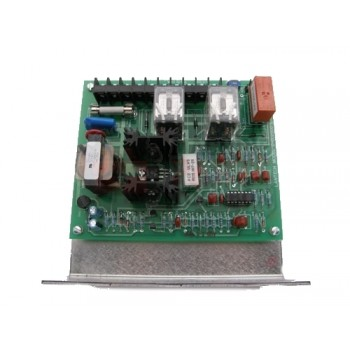 Lantech - Controller 115 AC Input Control Voltage 90V DC Output Voltage 24V DC Relay Logic Control (Clamp/Cutter) Sinking - P-011318