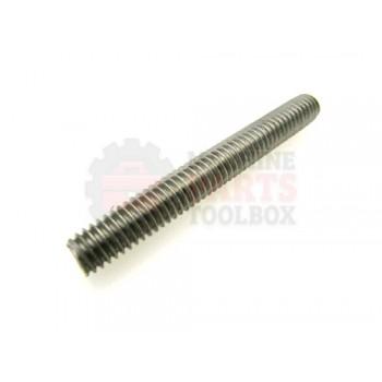 Lantech - Stud 5/16-18 X 2 1/2 DBL End - P-011340