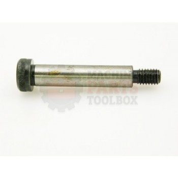 Lantech - Fastener Screw Shoulder 1/2 DIA X 2-1/4 LG X 3/8-16 Socket Head Holo-Krome - P-011756