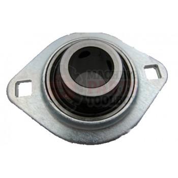 Lantech - Bearing Flange 2 Bolt 0.75 B - P-012081