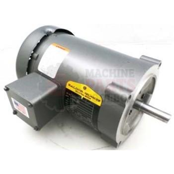 Lantech - Motor 3/4 HP 230/460V 2.6/1.3FLA 3400 56C - P-012260