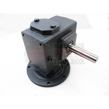 Lantech - Reducer BMQ 218-60-3-56C W/Ext SHFT & 3.25 Use KYST - P-012335