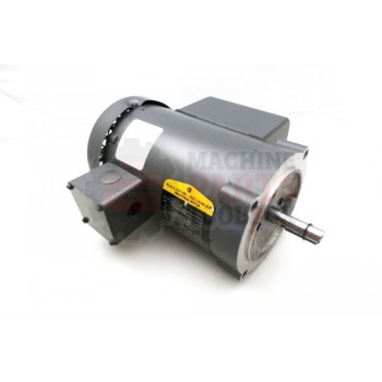 Lantech - Motor 1/3 HP 110/220//115/230 Single Phase 50/60 1425/1725 RPM 56C - P-012336