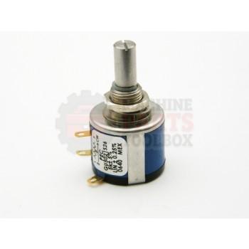 Lantech - Potentiometer 5K OHM 10 Turn - P-012563