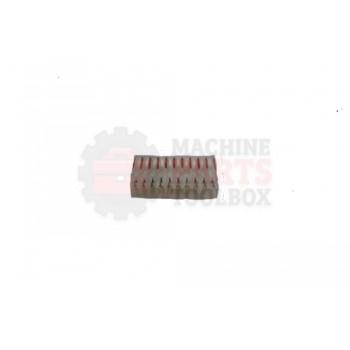 Lantech - Connector Pin 10P 0.100 Spacing - P-012666