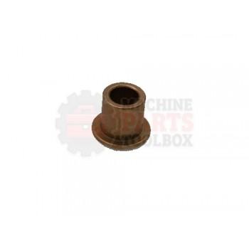 Lantech - Bushing Flange 12MM ID X 18MM OD X 19MM X 25MM X 2MM Bronze Oil Filled - P-404232