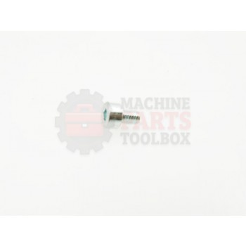 Lantech - Fastener Screw Shoulder 4MM DIA X 6MM Socket Head Stainless Steel - P-BS0406