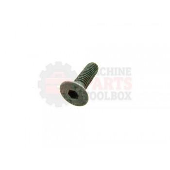 Lantech - Fastener Screw Machine M6X1.0 X 20MM Flat Head Socket Cap - P-SF0620