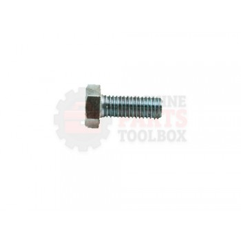 Lantech - Fastener Bolt M4 X .7 X 10MM Hex Head - 31000879