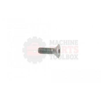 Lantech - Fastener Screw Machine 1/4-20 X 3/4 Socket Head Cap Flat Head - S-005024