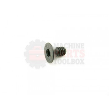 Lantech - Fastener Screw Machine 1/4-20 X 1/2 Socket Head Cap Flat Head - S-005025