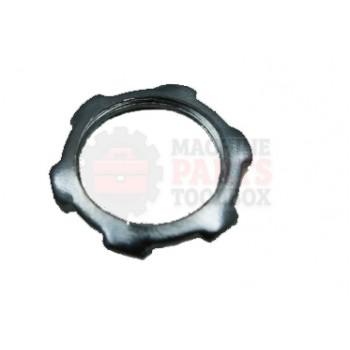 Lantech - Conduit Locknut 0.50 Plain - S-005267