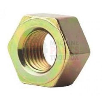 Lantech - Fastener Nut Hex 1/2-13 Grade 8 - S-005347