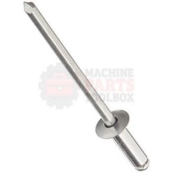 Lantech - Fastener Rivet Pop .125 X Grip .188-.250 - S-005398